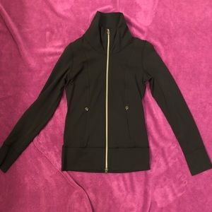 2/$150 NWOT Lululemon Black Jacket Size 4